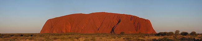 Uluru dit Ayers Rock (Australie)