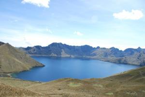 Lac de Mojanda