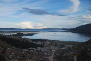 Arrivée à Puno