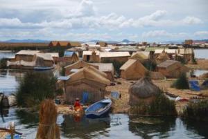 Plusieurs familles vivent sur chacune de ces îles