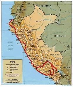 Et voilà, fin du Pérou !