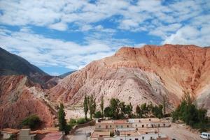 La montagne aux 7 couleurs à Pumarmaca