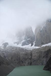 La meilleure vue qu'on aura des fameuses Torres del Paine