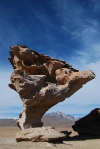 L'arbre de pierre