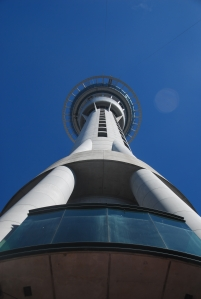 La femeuse Sky Tower