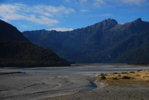 La vallee de la Haast, juste immense...