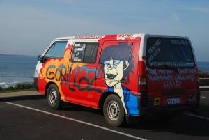 Le van Gorillaz : Vincent a trepigne pour l'avoir