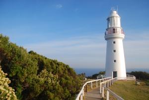 Le phare du cap Otwai