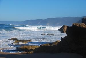 Les vagues etaient ce jour-la VRAIMENT impressionnantes