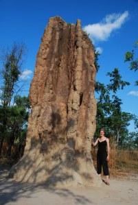 Balaise la termitière