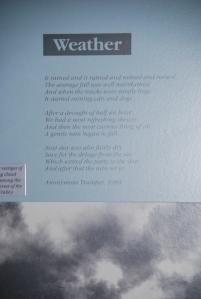 Et hop le fameux poeme sur la pluie neo-zelandaise