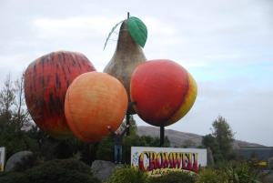 Bienvenue a Cromwell ? La ville de devinez quoi ! (NZ)