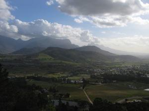 La vallee de Franschhoek, le graal des vignerons